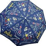 Best Umbrellas - Cheeky Chunk Blue Umbrella Review