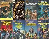 8 Romane um den Planet der Affen