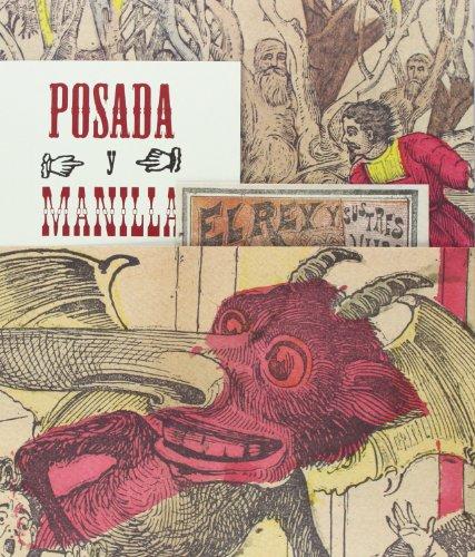 POSADA Y MANILLA (Biblioteca Ilustradores Mexicanos)