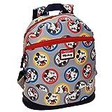 Disney Mickey Maus Circles Rucksack Casual für den Kindergarten die als Snack Halt
