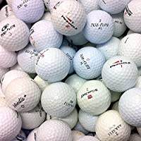 100 Mixed Lake Golf Balls - Grade A/B - from Ace Golf Balls