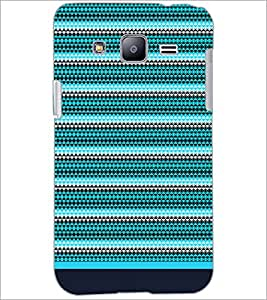 PrintDhaba Pattern D-1719 Back Case Cover for SAMSUNG GALAXY J2 (Multi-Coloured)