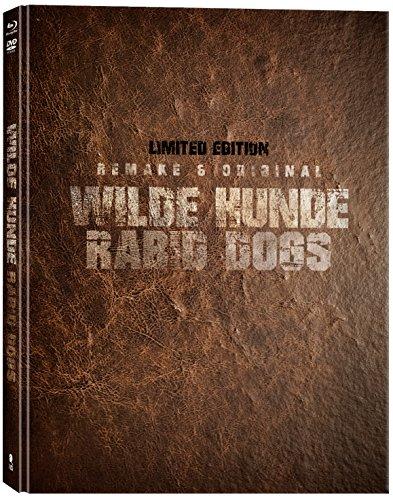 Bild von Wilde Hunde - Rabid Dogs Mediabook (inkl. 2 Blu-rays & 3 DVDs, Limited Edition) (exklusiv bei Amazon.de)