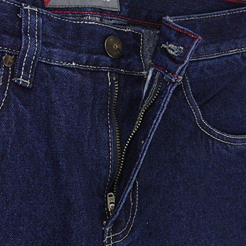 247 Jeans -  Jeans  - Uomo Medium blue stone washed