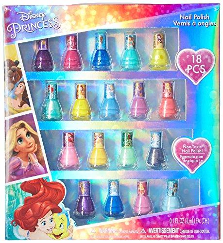 TownleyGirl Sparkly Peel-Off Nagellack Für Mädchen, 18 Farben