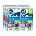 Huggies DryNites Boys Pants 4-7 Years...