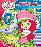 Charlotte aux fraises prépare la rentrée