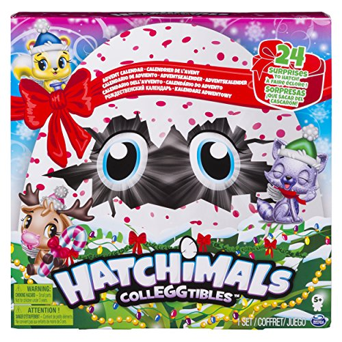 Hatchimals 6044284″ Colleggtibles Adventskalender Spielzeug