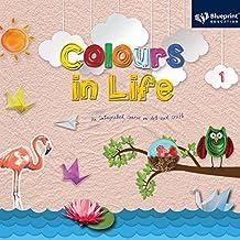 Amazon blueprint education books colours in life 1 malvernweather Images