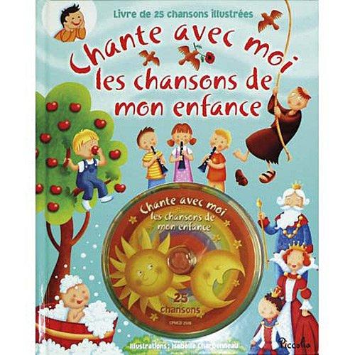 LES CHANSONS DE MON ENFANCE - CHANTE AVEC MOI par XXX