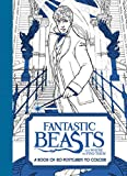 #4: Fantastic Beasts and Where to Find Them: A Book of 20 Postcards to Colour