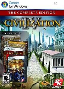 Sid Meier's Civilization IV - Edition Complète [Code jeu]