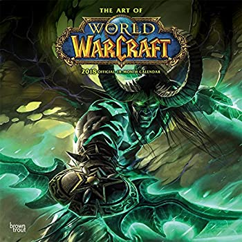 World of Warcraft 2018 Calendar