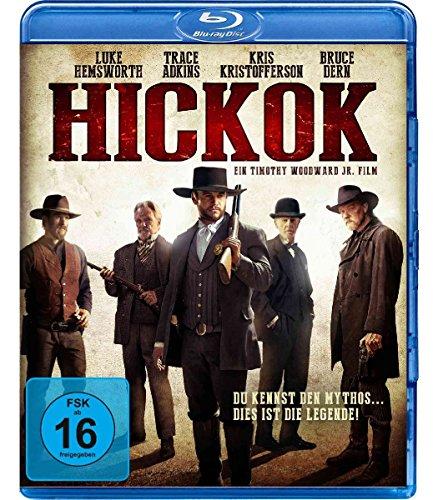 Hickok – Uncut [Blu-ray]