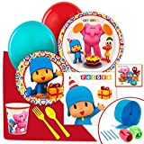 Pocoyo Party Supplies - Value Party Pack by BirthdayExpress
