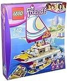 #3: LEGO Sunshine Catamaran
