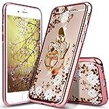 iPhone 6S Plus Hülle,iPhone 6 Plus Hülle,ikasus® TPU