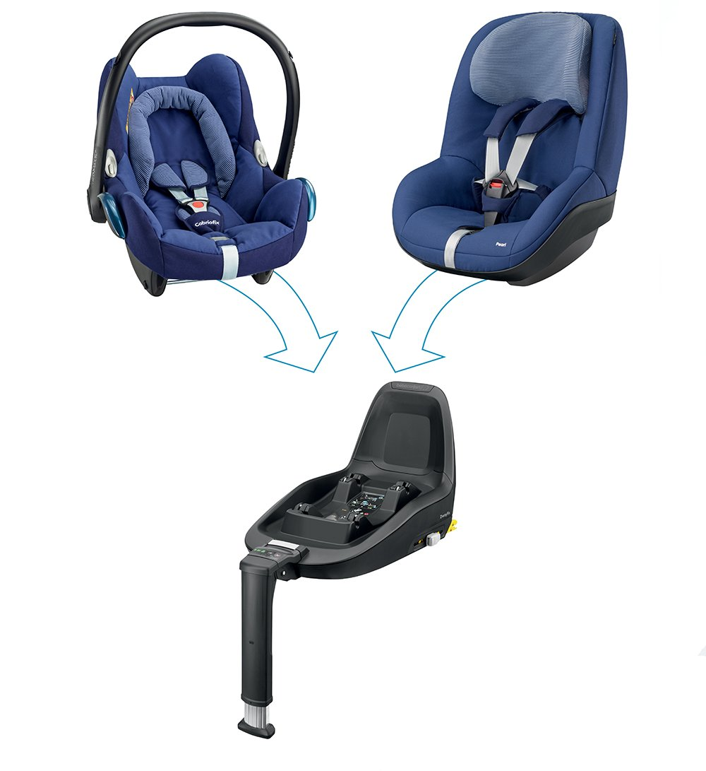 Maxi-Cosi Cabriofix Car Seat (river blue) Maxi-Cosi Top brand quality from Maxi-Cosi. 9