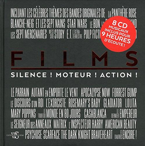Films - Silence ! Moteur ! Action ! par Collectif