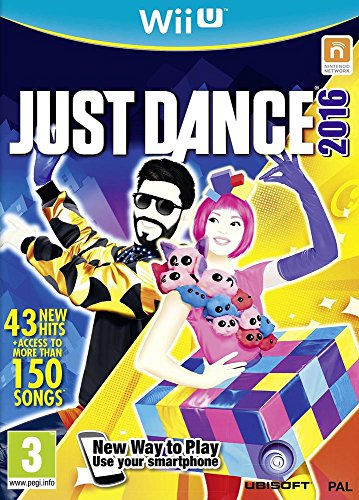 Just Dance 2016 [AT-PEGI] [Importación Alemana]