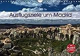 Ausflugziele um Madrid (Wandkalender 2018 DIN A4 quer): Meine Impressionen aus der Umgebung von Madrid (Geburtstagskalender, 14 Seiten ) (CALVENDO ... 01, 2017] Schön, Andreas und Berlin, k.A.