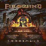Immortals (Standard CD Jewelcase)