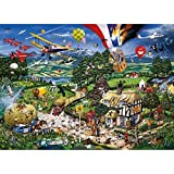 Gibsons Puzzle - I Love The Country - 1,000 Piece Jigsaw by Gibsons Games