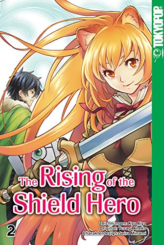 The Rising of the Shield Hero - Band 02