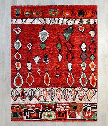 Teppich bunt retro  Teppich Marokko gebraucht kaufen! Nur 2 St. bis -75% günstiger