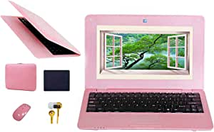 Fancy Cherry 25 4 Cm 10 Zoll Android Laptop Netbook Ultrabook Wifi Hdmi Netflix Youtube