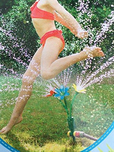 Spiegelburg 11972 Lustige Sprinkler-Blume Garden Kids (einzeln)