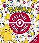 Pokemon: Pok�mon Creative Colouring: Official
