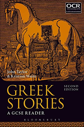 Greek Stories (Second Edition)