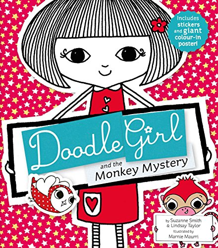 Doodle Girl and the Monkey Mystery (English Edition) par Suzanne Smith
