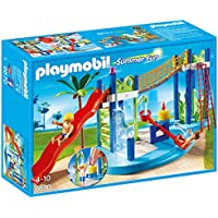 Playmobil Zona de juegos acuática (66700)