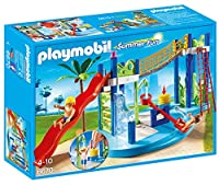 Playmobil 6670 Summer Fun Water Park Play Area