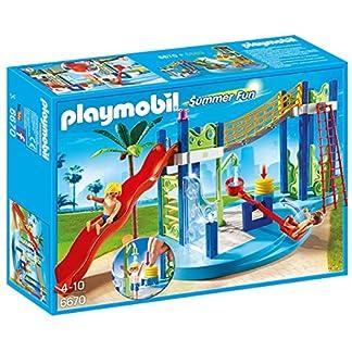 PLAYMOBIL – Zona de Juegos acuática (66700)