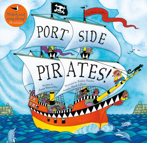 Port Side Pirates with Cdex por Seaworthy