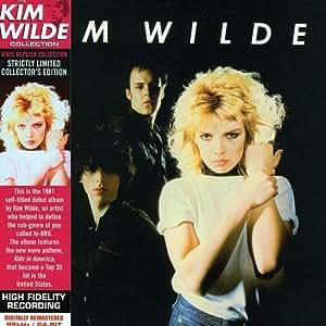 Kim Wilde - Cardboard Sleeve - High-Definition CD Deluxe Vinyl Replica