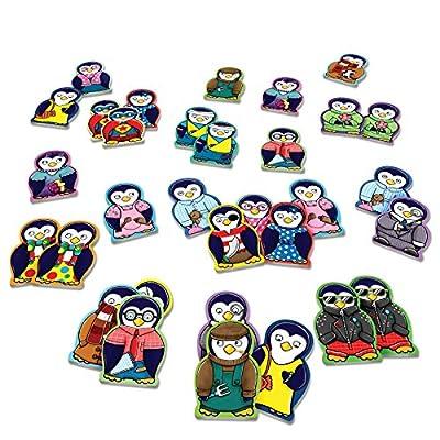 Orchard Toys Penguin Pairs Mini Game