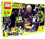 LEGO Power Miners Set # 8709Underground Mining Station (Limited Edition) - LEGO