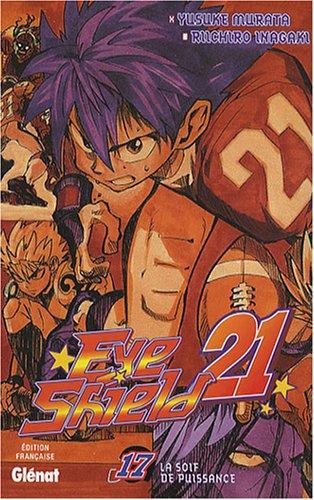 Eye Shield 21 Vol.17 par INAGAKI Riichiro