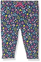 Kite Baby Girls 0-24m Forget-Me Leggings, Blue (Navy), 3-6 Months (Manufacturer Size:3-6M)