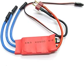 Generic Folksrc 30A Brushless Speed Controller with BEC ESC for RC Quadcopter Plane Helicopter