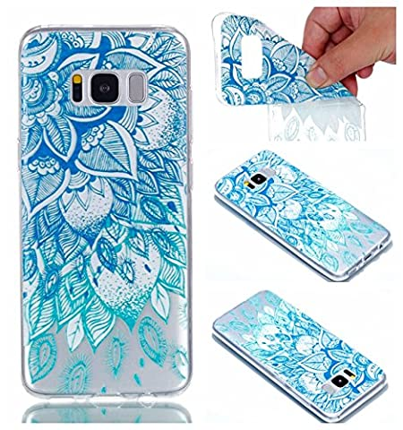 Galaxy S8 Plus Case, Galaxy S8 Plus Cover, BONROY® Creative Unique Design Fashion colorful pattern, Soft TPU Cover Anti Slip Scratch Resistant Protector Case Cover Shell for Samsung Galaxy S8 Plus