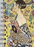 teneues Klimt Agenda Tascabile 8,8x 13cm bianco