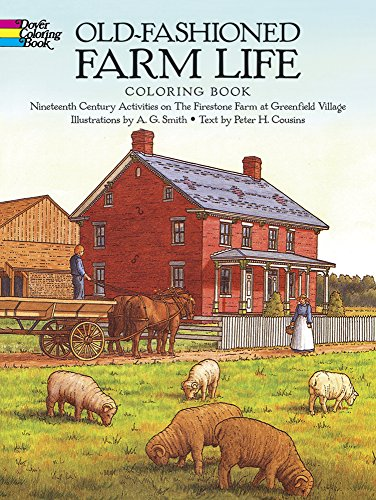 old-fashioned-farm-life-coloring-book