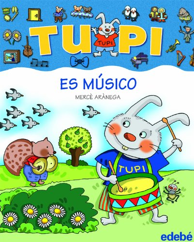 TUPI ÉS MÚSICO (LETRA DE PALO) por Merce Aranega