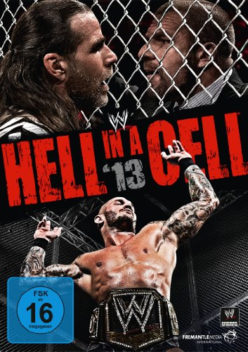 WWE - Hell in a Cell 2013 (Cell Hell A Wwe In)