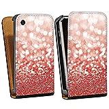 DeinDesign Apple iPhone 3Gs Étui Étui à rabat Étui magnétique Pluie de...